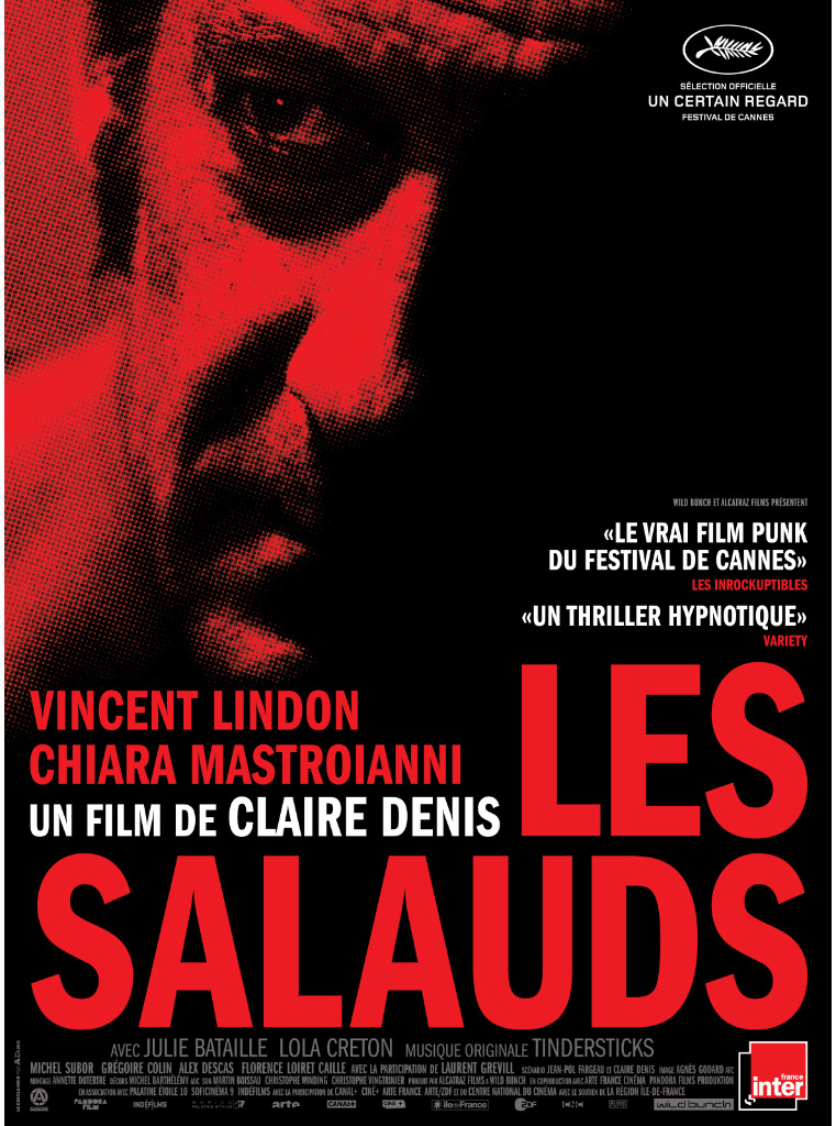 Les salauds poster
