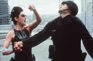 Carrie Anne Moss Stars In The Matrix 1999 Warner Bros And Village Roadshow Film