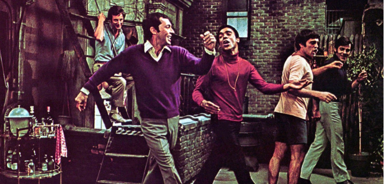 BANDWAGONESQUE: Mart Crowley's play THE BOYS IN THE BAND is 51, but Friedkin's movie is only 49
