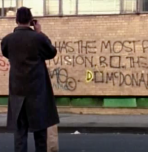 """""""The streets looked really good to me. They looked like art"""": DOWNTOWN 81 as Graffiti"""