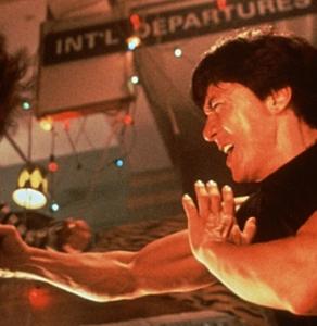 Jackie Chan: No poor man's hero